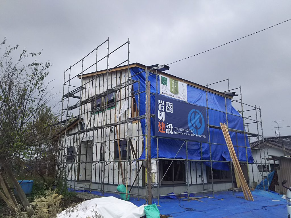 H様邸新築工事