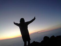 20代最後の節目に!富士登山