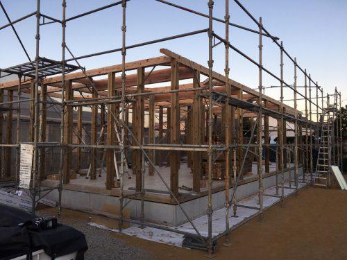 K様邸新築工事