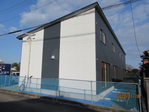 (仮称)大池久保AP(アパート)新築工事